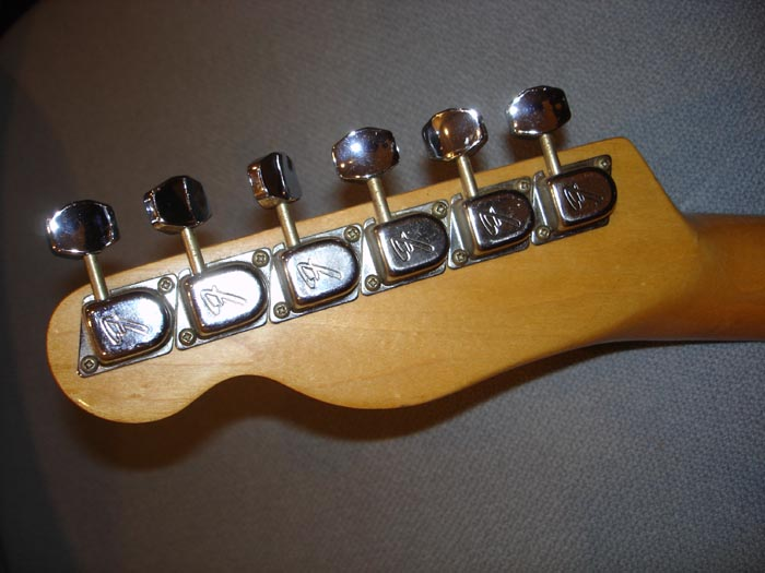 Lubjuhn | Fender Telecaster Thinline `74